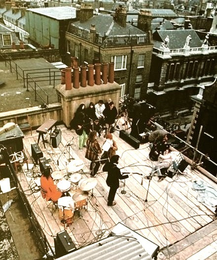 Last Performance, The Beatles, London, England