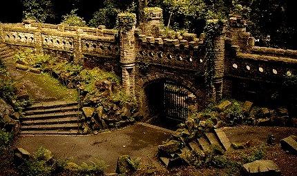 Castle Entry, England