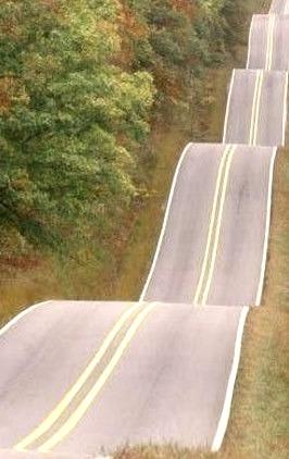 Roller Coaster Highway, Tulsa, Oklahoma