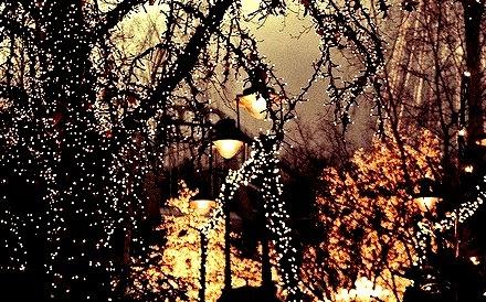 Festive Lights, Gothenburg, Sweden